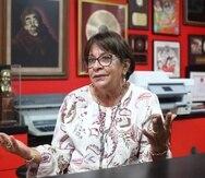 María Barreto, viuda de Raphy Leavitt sostuvo que al cantante Sammy Marrero y los músicos de La Selecta se le dieron muchas oprtunidades antes de entablar la demanda.