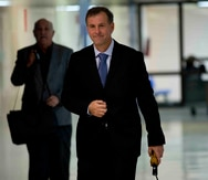 La fiscalía somete su prueba al tribunal contra Petro West