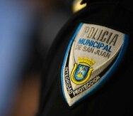 La Policía municipal de San Juan se hizo cargo de la investigación.