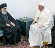 Líder chií de Irak respalda la coexistencia con los cristianos tras visita del papa Francisco