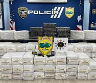 FURA ocupa un cargamento de cocaína valorado en $40 millones en la costa de Yabucoa