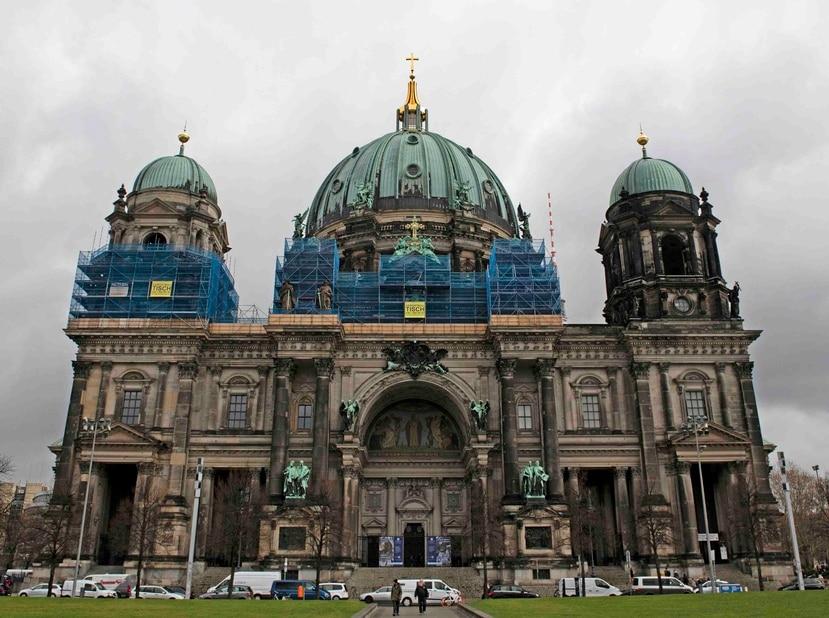 La catedral de Berlín en Alemania. (AP)