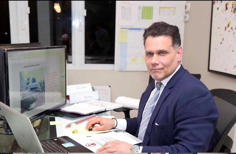 Brandon Lewis preside la firma de ajustadores públicos Strategic Claim Consultants, cuya sede ubica en el estado de Georgia. (Suministrada)