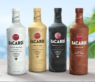 Bacardí cambia sus botellas a 100% biodegradables
