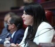 La senadora popular  Gretchen Hau espera que las medidas vayan a votación en el  hemiciclo del Senado antes de que termine la sesión legislativa.