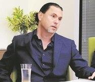 Rob Rill, fundador del grupo que inició la acción legal contra el DDEC.