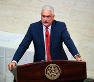 Las expresiones del senador fueron tras una reunión con el gobernador Pedro Pierluisi en La Fortaleza.