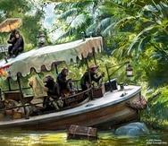 Jungle Cruise ahora incluirá nuevas aventuras que se mantienen fieles a la experiencia, incluyendo más humor, vida salvaje y valorará la diversidad del mundo.