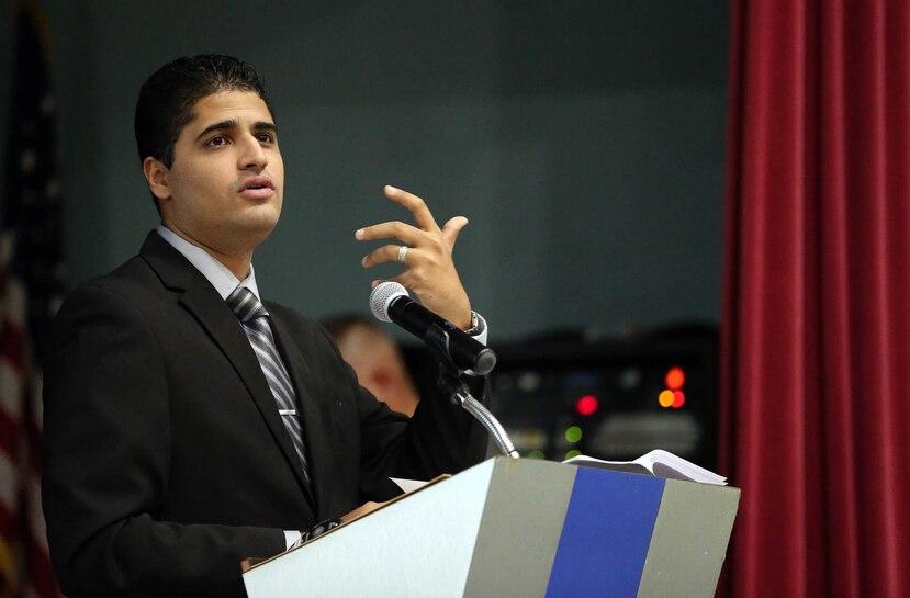 El secretario del Trabajo y Recursos Humanos, Carlos Saavedra Gutiérrez, es el gerente de la iniciativa del empleador único.