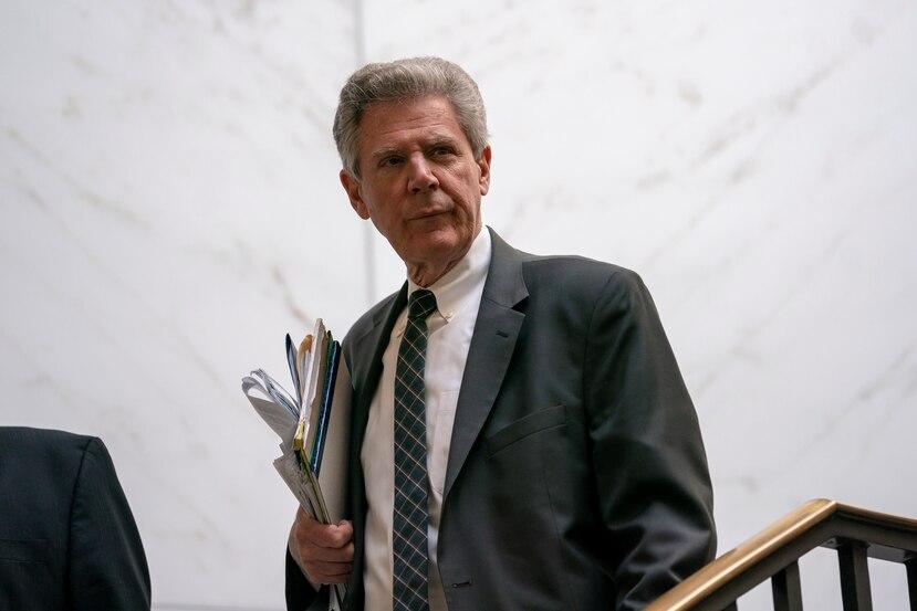 El congresista Frank Pallone aseguró que para septiembre buscará una solución al problema de Medicaid en Puerto Rico. (AP)