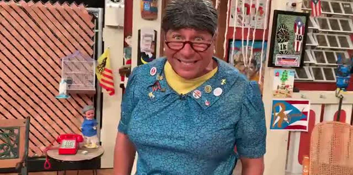 """Doña Plinia a latinos en Estados Unidos: """"¡Sal a votar!"""""""
