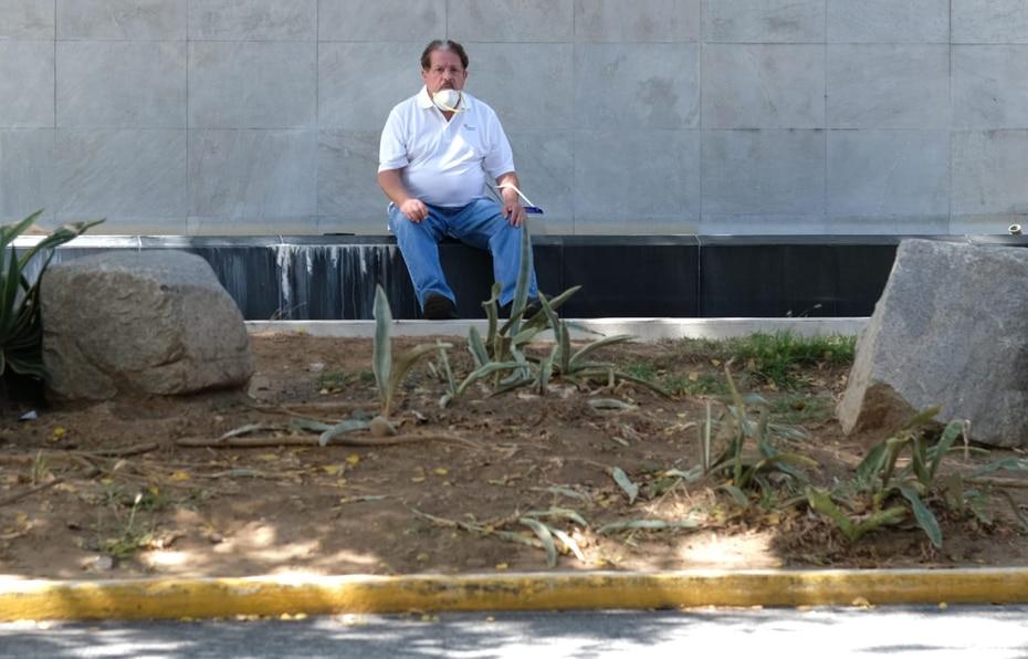 El exsenador Antonio Fas Alzamora.