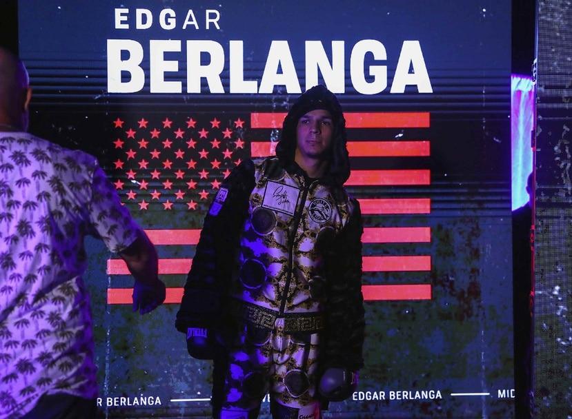 Edgar Berlanga nunca ha visto el segundo asalto como profesional y ha logrado siete nocauts en 84 segundos o menos. (Suministrada)
