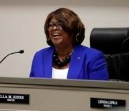 Ella Jones, primera alcaldesa negra de Ferguson.