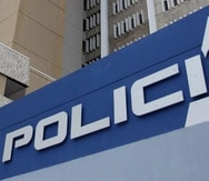 Cuartel General de la Policía en Hato Rey.