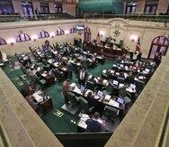La Cámara de Representantes rechazó la consulta al no lograr los 39 votos necesarios.