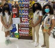 Desde mañana, 63 tiendas de Supermercados Econo tendrán disponibles una variedad de galletas de las Girl Scouts a la venta, entre las que se encuentran las Samoas (coco, caramelo y chocolate), Trefoils (de mantequilla dulce y con el logotipo de las Girl Scouts), Tagalongs (cubiertas de chocolate y rellenas de mantequilla de maní) y Lemon-Ups (crujiente galleta de limón horneada con mensajes inspirados por las empresarias Girl Scout).