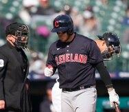 Roberto Pérez confía en tener una rápida recuperación para integrarse de nuevo a los Indians de Cleveland.