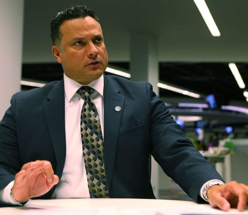Daniel Rodríguez Collazo, presidente de la Corporación Pública para la Supervisión y Seguro de Cooperativas de Puerto Rico (Cossec). (GFR Media)