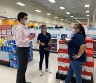 El secretario del Departamento de Asuntos del Consumidor, Edan Rivera Rodríguez, sostuvo que las quejas más comunes que recibe su agencia, por parte de los consumidores, son en relación a las políticas de devolución de muebles, electrodomésticos y enseres para el hogar.
