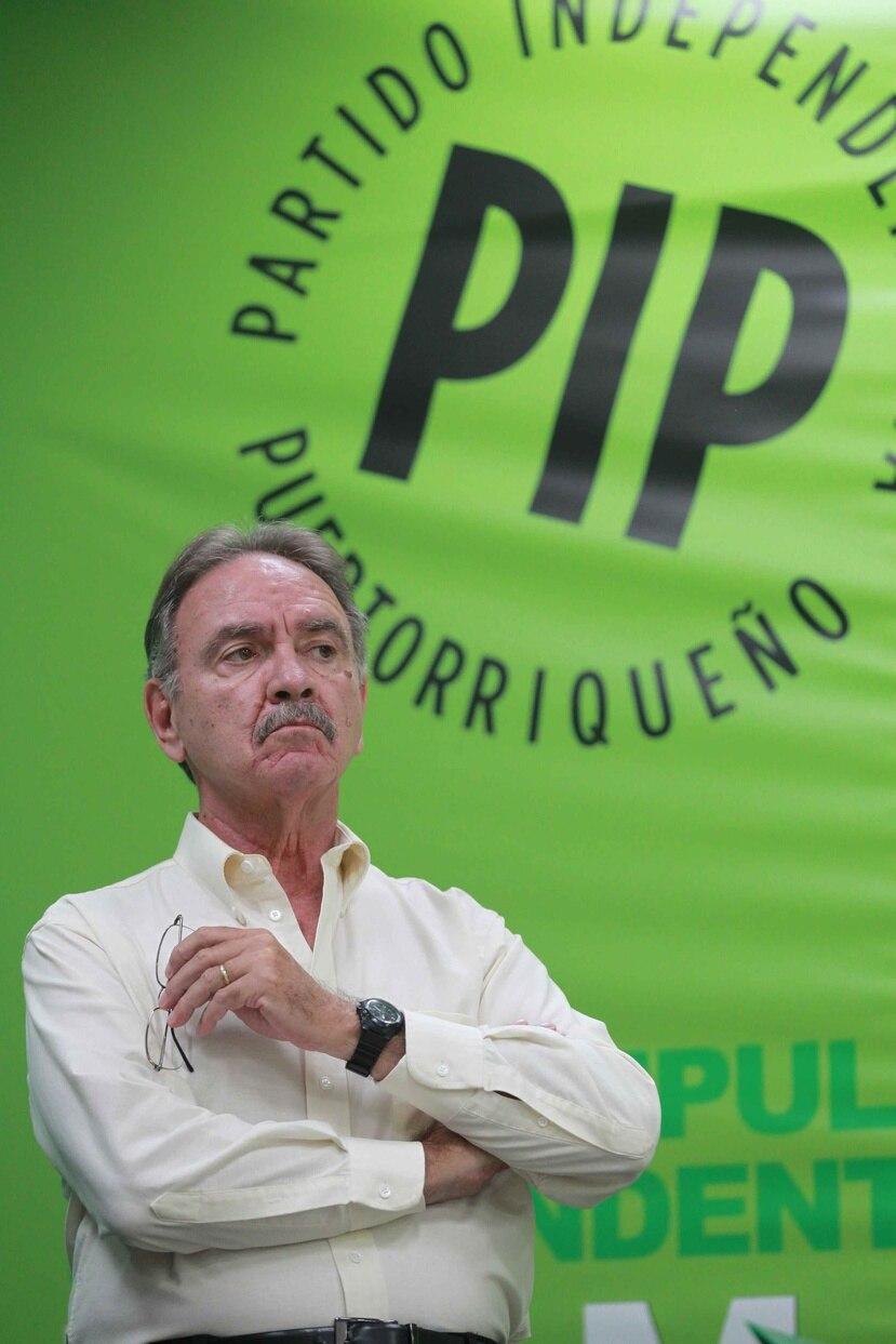 El exsenador Fernando Martín sostuvo que una junta federal marca el último acto de la farsa del Estado Libre Asociado. (Archivo GFR Media)