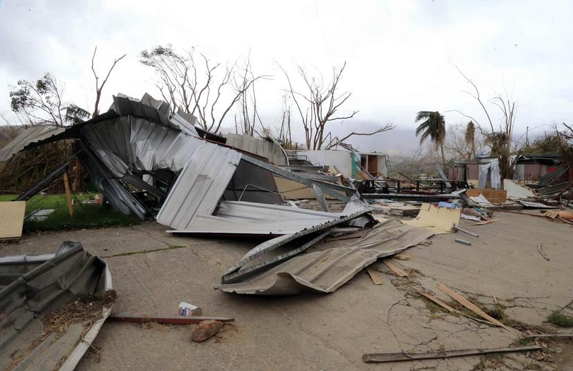 A FEMA le tomó más tiempo de lo que esperaban el poder distribuir los 35 millones de platos de comida.