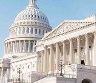 El Capitolio en Washington. (Agencia EFE)