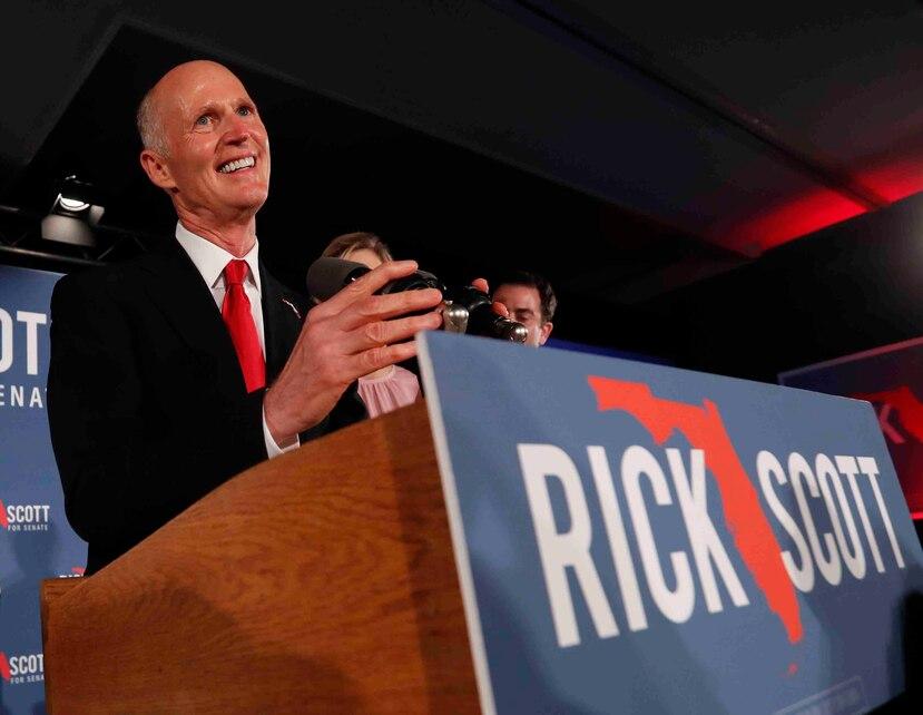 Rick Scott, gobernador de Florida. (GFR Media)