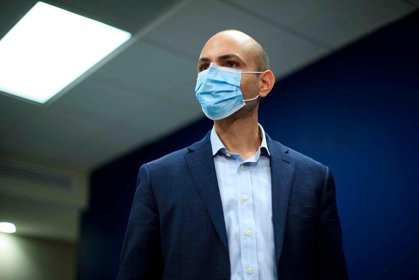 El doctor David Capó. (GFR Media)