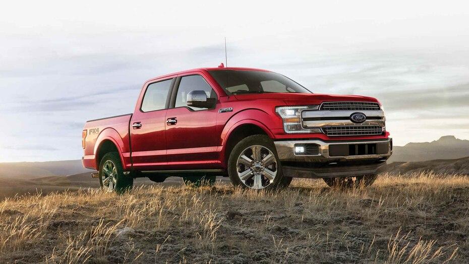 Ford F-Series | Comenzando en los casi $30,000, la F-series de Ford es la serie de pickups más vendidas este año. (Suministrada)