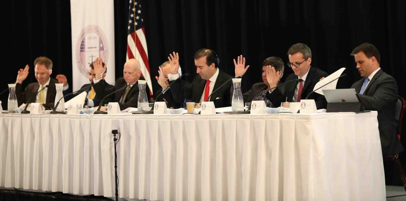 Today's hearing at the House Subcommittee on Insular Affairs will see depositions from Governor Ricardo Rosselló, members of the OB, and bondholders. (Archive/GFR)