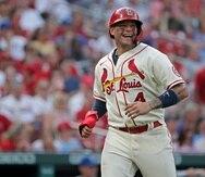 Yadier Molina devengará $10 millones en la temporada del 2022 con los Cardinals de San Luis.