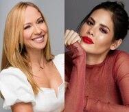 """Alexandra Fuentes y Gil Marie López completaron el 21K del """"Lola Challenge Weekend"""" 2021."""
