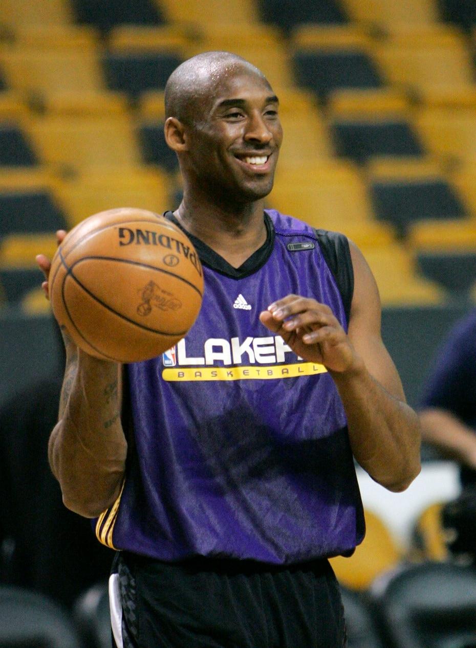 Bobe Bryant se retiró de la NBA en el 2016. (AP