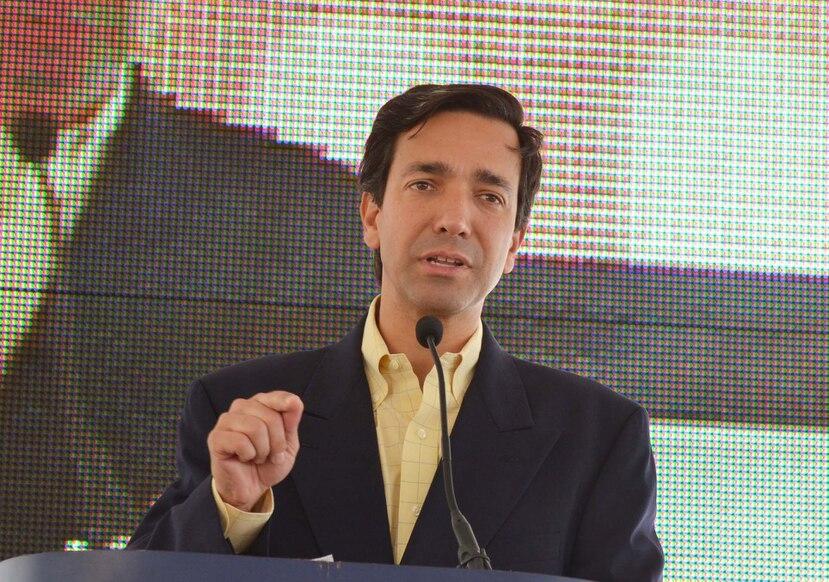 Luis Fortuño. (GFR Media)