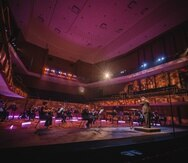 La Orquesta Sinfónica de Puerto Rico ha estado grabando en audio y en video en grupos pequeños de músicos con el objetivo de publicar sus conciertos en las redes sociales.