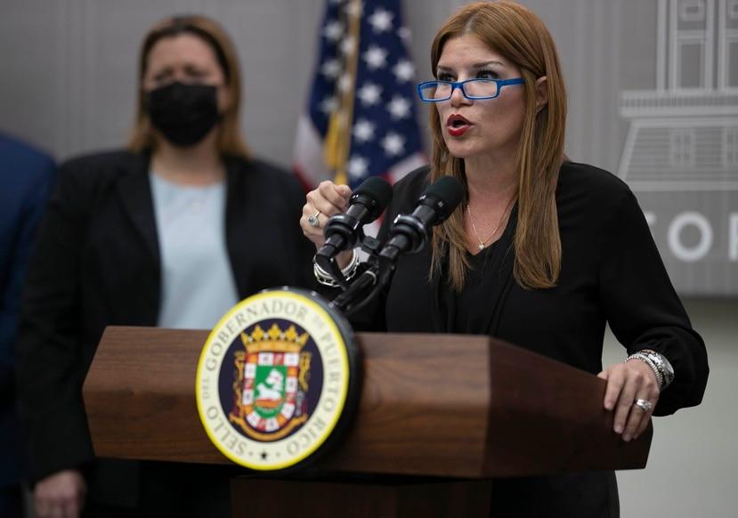 La secretaria de la Gobernación, Noelia García, ha dicho públicamente que la administración Pierluisi tiene la información que la Legislaura le pide a LUMA.
