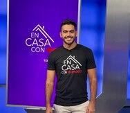 Carlos Adyan, ante la oportunidad de su vida como conductor de la alfombra roja de los Latin American Music Awards