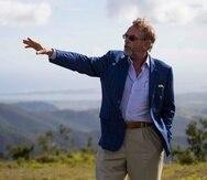 El empresario Keith St. Clair. (GFR Media)