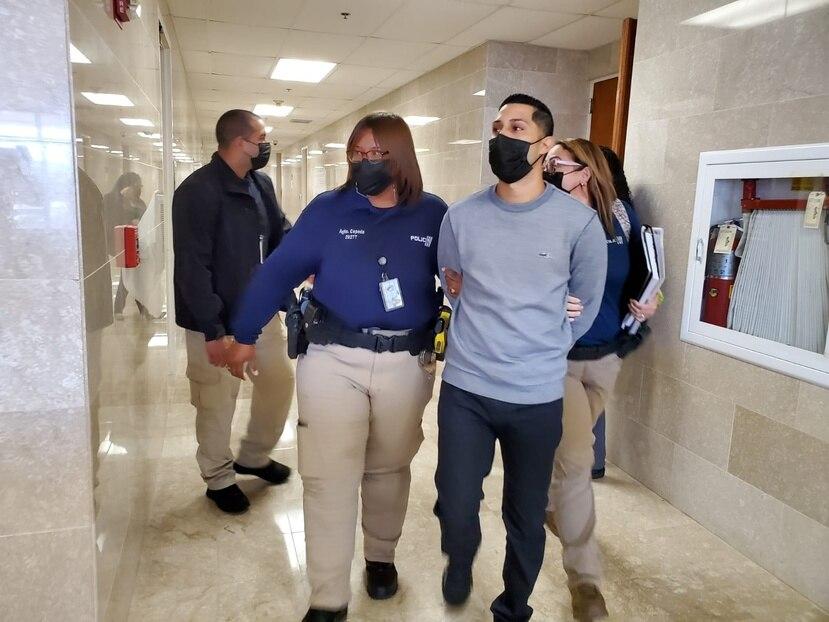 Jensen Medina Cardona regresó a la cárcel el 7 de mayo.