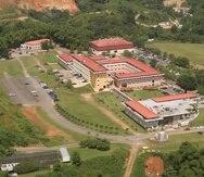 La UPR en Utuado se dedica mayormente al estudio de ciencias agrícolas. (GFR Media)