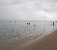 Imagen de la playa Combate en Cabo Rojo