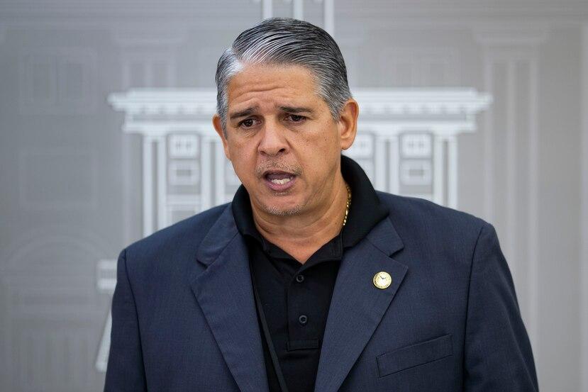 Carlos Acevedo Caballero fue despedido el 18 de enero por la gobernadora Wanda Vázquez Garced.