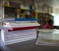 Las clases presenciales se retomarán hoy en algunas escuelas.