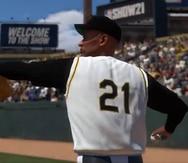 """Roberto Clemente será una de las figuras presentes en el videojuego """"MLB The Show 21"""""""