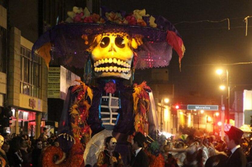 Festival de Muertos de Aguascalientes, México (Foto: www.festivaldemuertos.com)