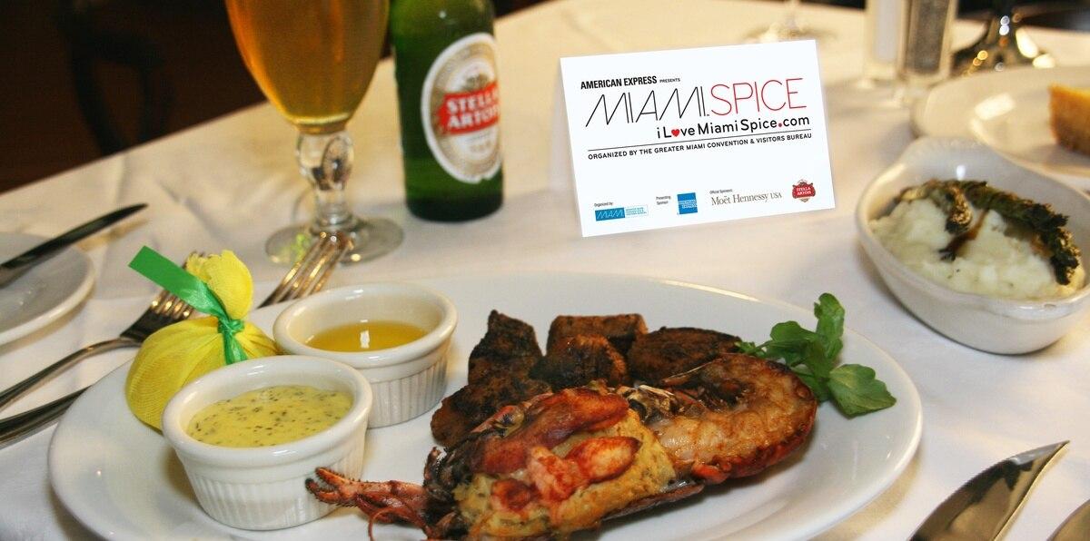 Alta cocina y precios razonables convergen en el exitoso programa Miami Spice que, en su décimo aniversario y con unos 114 locales seleccionados, propone a los adeptos a la buena mesa un recorrido por los mejores fogones de la ciudad.