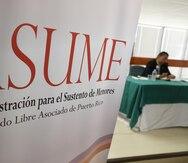 Senadores expresan preocupación con el nombramiento de la administradora de Asume