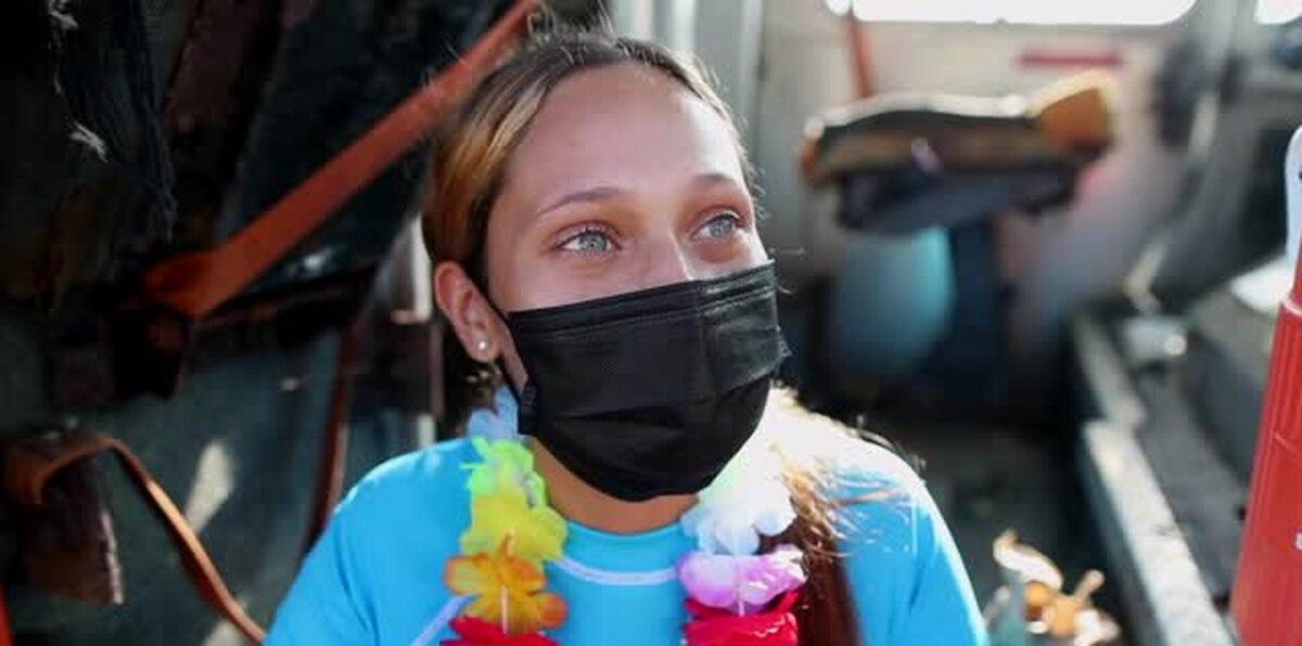 """Hija de surfer asesinado a batazos: """"Mi papá dio su vida por amor al prójimo"""""""