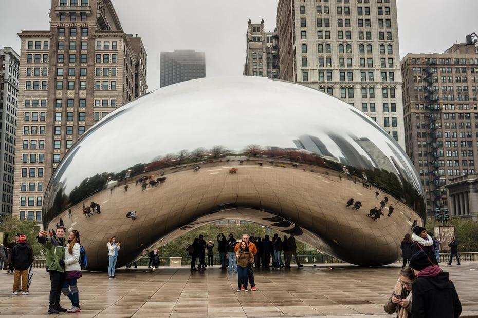 7. Chicago tiene 3,255 ultra ricos. (Pexels)